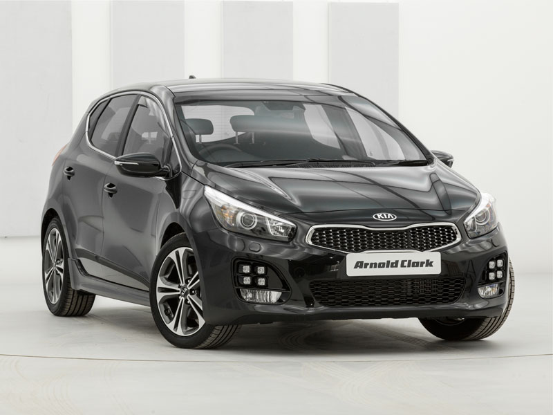 nearly new 18 kia ceed 1 0t gdi isg gt line 5dr arnold clark. Black Bedroom Furniture Sets. Home Design Ideas