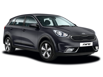 Vehicle details for Brand New Kia Niro