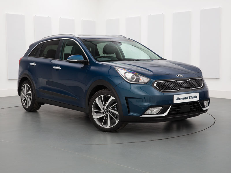 brand new 68 plate kia niro 1 6 gdi hybrid 4 5dr dct. Black Bedroom Furniture Sets. Home Design Ideas