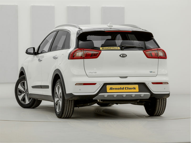 16 used kia niro cars for sale in the uk arnold clark. Black Bedroom Furniture Sets. Home Design Ideas