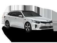 Vehicle details for Brand New 17 Kia Optima
