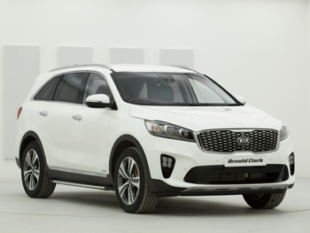 Vehicle details for Brand New Kia Sorento
