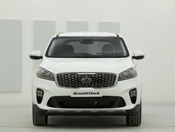 Vehicle details for Brand New Kia Sorento