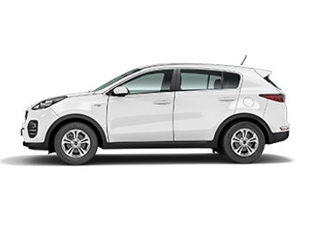 Vehicle details for Brand New Kia Sportage