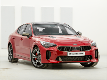 Vehicle details for Brand New 68 Plate Kia Stinger