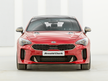 Vehicle details for Brand New Kia Stinger