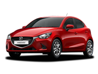 Vehicle details for 16 Mazda 2