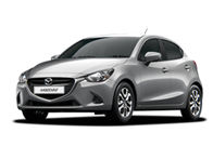 Vehicle details for Brand New Mazda 2