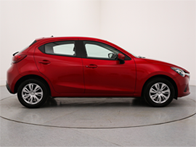 Vehicle details for 15 Mazda 2