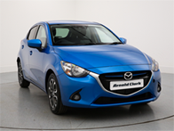 Vehicle details for 16 Mazda 2