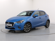 Vehicle details for 66/17 Mazda 2