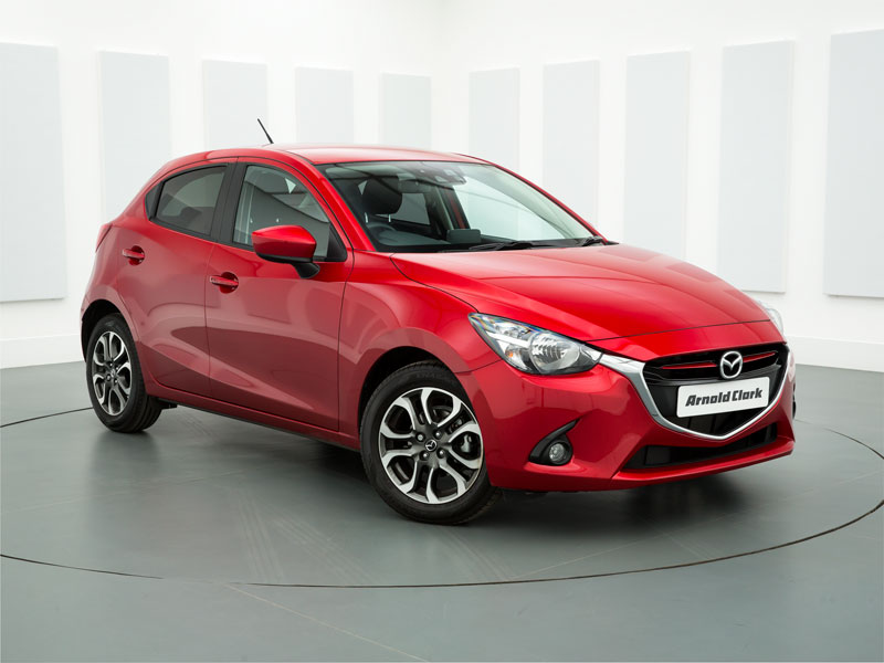Mazda Cars For Sale >> Nearly New Mazda Cars For Sale Arnold Clark
