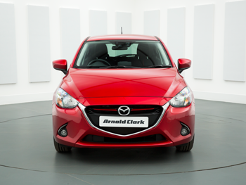 Vehicle details for Brand New 19 Plate Mazda 2