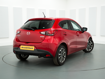 Vehicle details for 18 Mazda 2