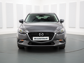 Vehicle details for Brand New 68 Mazda 3