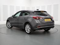 Vehicle details for 66 Mazda 3