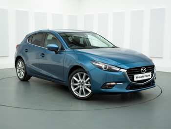 Vehicle details for Brand New 19 Plate Mazda 3