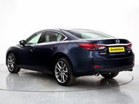 Vehicle details for 66/17 Mazda 6