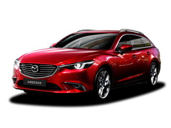 Vehicle details for Brand New Mazda 6