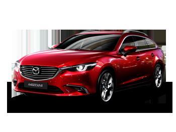 18 Mazda 6