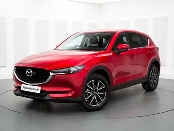 Vehicle details for Brand New 19 Plate Mazda CX-5