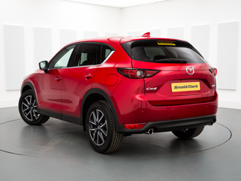 Vehicle details for 68 Mazda CX-5