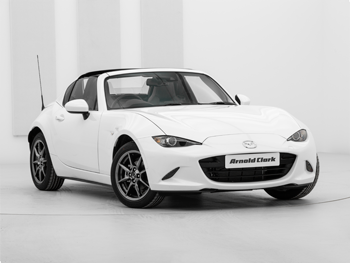 Vehicle details for Brand New 19 Plate Mazda MX-5