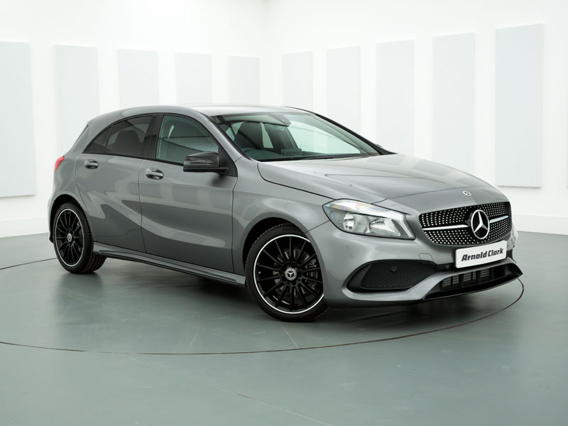 New Mercedes Benz A Class Cars For Sale Arnold Clark