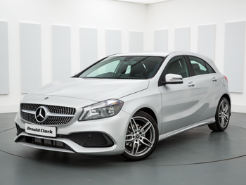 Vehicle details for Brand New Mercedes-Benz A Class