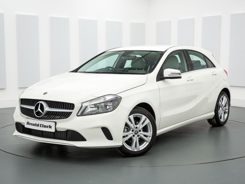 17 Mercedes Benz A ClassA180d Sport Executive 5dr Auto