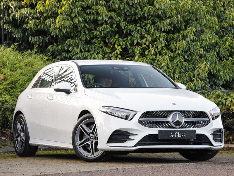 Brand New Mercedes-Benz A Class A180d AMG Line Premium 5dr Auto