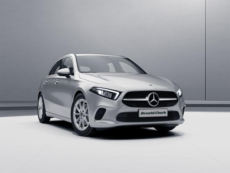 Brand New Mercedes Benz A ClassA200 AMG Line 5dr