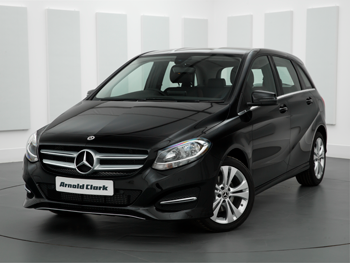 Vehicle details for Brand New Mercedes-Benz B Class