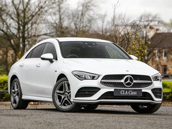 Brand New Mercedes-Benz CLA