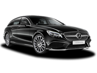 Vehicle details for Brand New Mercedes-Benz Cls