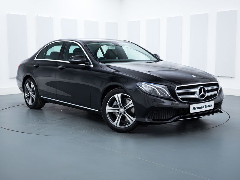 New mercedes benz e class cars for sale arnold clark for Brand new mercedes benz