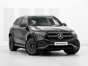 Brand New Mercedes-Benz EQC