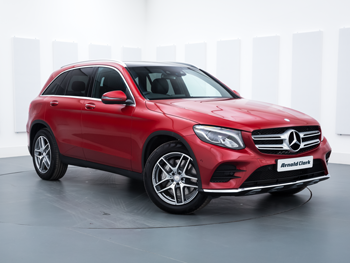 Brand New 68 Plate Mercedes-Benz Glc