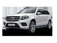 Vehicle details for Brand New Mercedes-Benz Gls