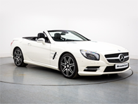 Vehicle details for Brand New Mercedes-Benz Sl Class