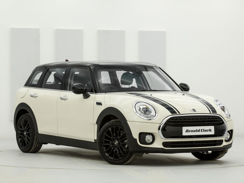 Nearly New 18 Mini Clubman 20 Cooper D 6dr Arnold Clark