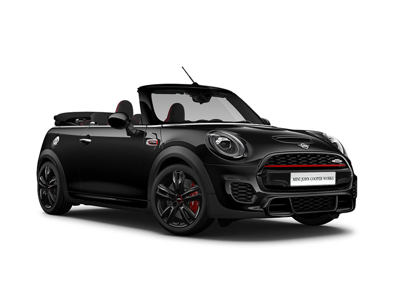 Brand New Mini Convertible 20 John Cooper Works Ii 2dr Arnold Clark