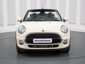 Vehicle details for 68 MINI Convertible
