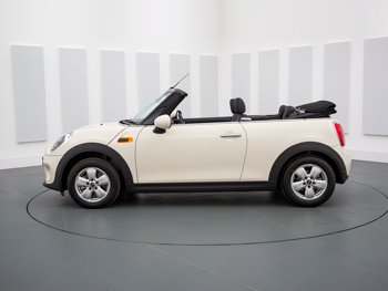 Vehicle details for Brand New MINI Convertible