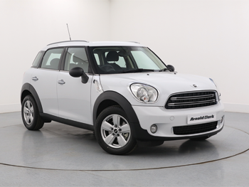 Vehicle details for Brand New 16 Plate MINI Countryman