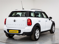 Vehicle details for Brand New 17 Plate MINI Countryman
