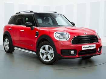 Vehicle details for Brand New 67 Plate MINI Countryman