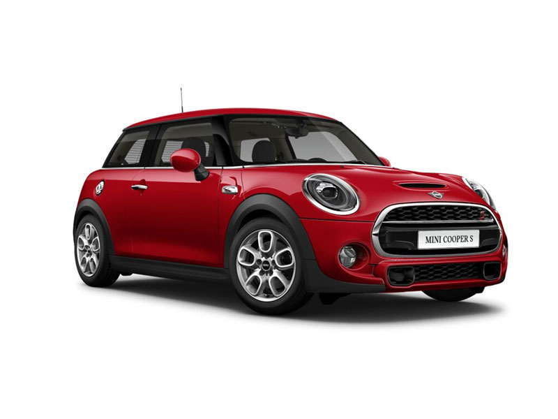 Nearly New 18 Mini Hatchback 20 Cooper S D 3dr Auto Chili Pack