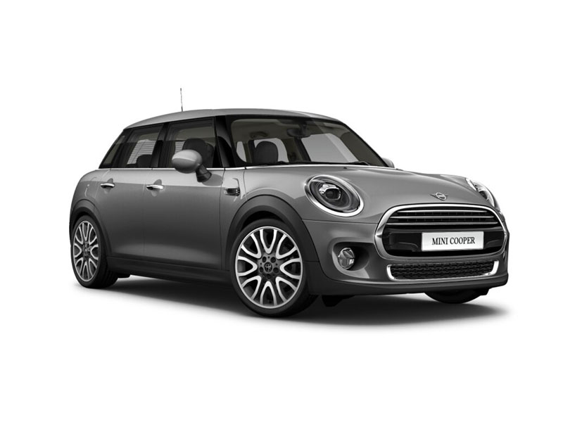 brand new mini hatchback 1.5 cooper exclusive ii 5dr | arnold clark