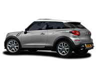 Vehicle details for Brand New 66 Plate MINI Paceman